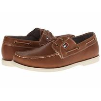 Sapato Tommy Hilfiger Aldez Masculino Original