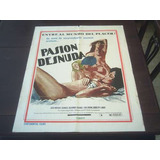 Poster Original The Happy Hooker Goes Hollywood E Adams 1980