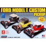 Ford Pick Up Modelo T 3 En 1 Lindberg Esc 1/24 Modelo New