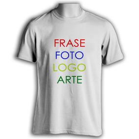 Camisetas Personalizadas - Coloque A Sua Estampa!