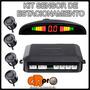 Kit Sensor Estacionamiento Display Alarma 4 Sensores