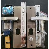 Cerradura De Seguridad Tipo Multilock
