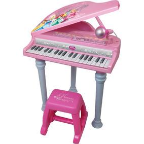 Piano Niñas Princesas Disney Winfun Babymovil