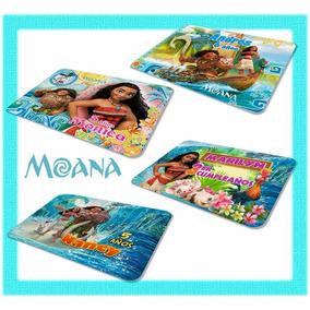 Manteles Moana Maui Fiesta Infantil Personalizados ¡oferta!