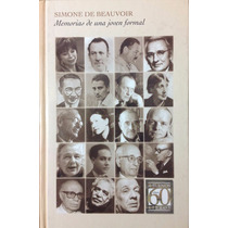 Memorias De Una Joven Formal Simone De Beauvoir Sudamericana