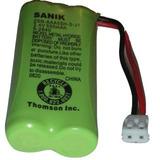 Bateria Telefono Inalambrico Pila Aaa 2xaaa 2.4v 900mah