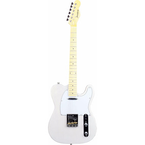 Guitarra Telecaster Strinberg T250s Cor Wh