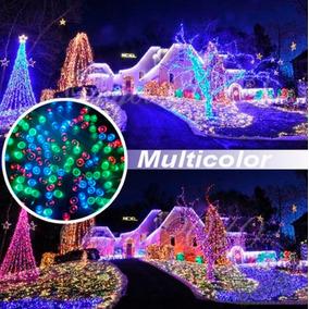 Luzes Led Multicolor De Natal