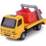 Kit Caminhão Urban 2 Tira Entulho + 1 Transito + 1 Coletor