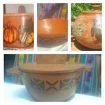 Piezas De Ceramica A Pedido. Ollas De Barro. Esculturas.