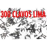 300 Clavos De Fijación Lima Para Vias Fijas Y Flexibles Ho