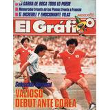 El Grafico Argentina Campeon Mundial 1986 Los 6 Ejemplares