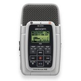 Gravador Digital Portátil Zoom H2 Handy Recorder, 1gb De