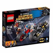 Lego 76053 Super Heroes Batman Perseguição Em Gotham City