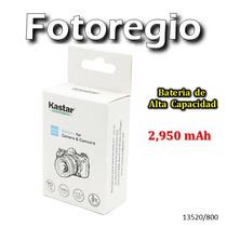 Bateria Kastar Lp-e6 Eos 60d 7d 5d Mark Ii