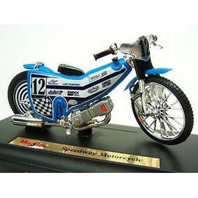 Miniatura Moto Maisto Speedway Motorcycle 1:18