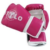 Luva Boxe / Muay Thai Profissional - Preço De Fábrica!