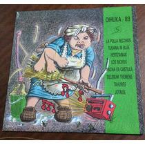 Compilado Oihuka 89 Lp Vinilo La Polla Records Hertzainak