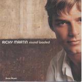 Ricky Martin - Sound Loaded (2000) - Cd Original - Leer Desc