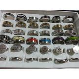 Acero Quirurgico 316 Lote Cadenas+aros+dijes+anillos+pulsera
