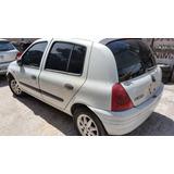 Traseira Sem Teto Renault Clio Rt 1.0 16v Hatch 2001