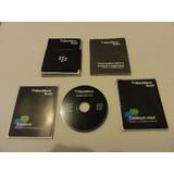 Manual Blackberry Com Cd De Ferramentas E Manuais Diversos