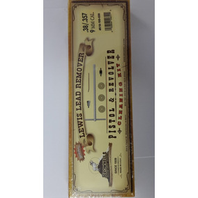 Kit Limpiador Para Pistolas 38spl, 380, 9mm (516-100-038)