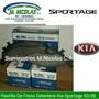 Pastillas Delanteras Kia Sportage 93/06