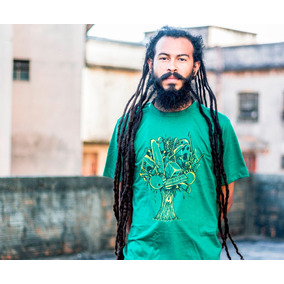 Camiseta Clãmolotov Skate, Surf, Rock, Protesto - Árvore
