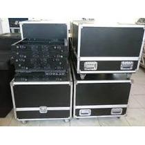 Kit Attack Ativo (4x Vrd 112a+2x Lsb 218a+2x Bumper+2x Case)
