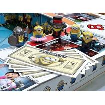 Monopoly Minions, Mi Villano Favorito. Envío Gratis.