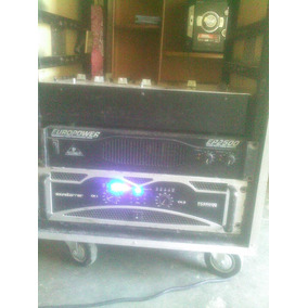 Power Amplificador Sound Barrier Pcs 5000 Miniteca O Sonido