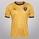 Camisa Puma Botafogo Dourada