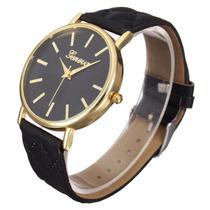 Relógio Para Mulheres Clássico Social De Marca Importada 12x