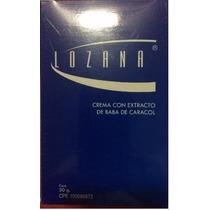 Lozana Crema Con Extracto De Baba De Caracol 30grs