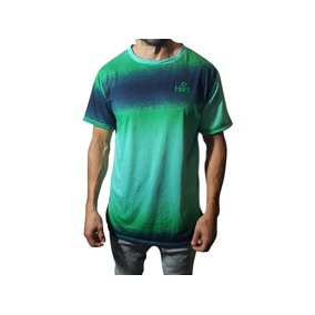 Id237 Remeron Largo Hartl Remera Suelta Casual Urbano