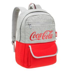 Mochila Escolar Coca Cola Coleção 2017 - Original*
