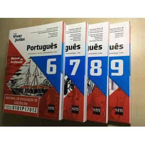 Coleção Profº Para Viver Juntos Português 7º Ao 9º Ano- Nova