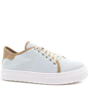 Tênis Casual Zariff Shoes Solado Branco 40018 | Zariff