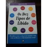 Livro Os Dez Tipos De Libido - Sandra Pertot