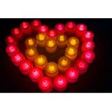 Luce Velas Led Varios Colores