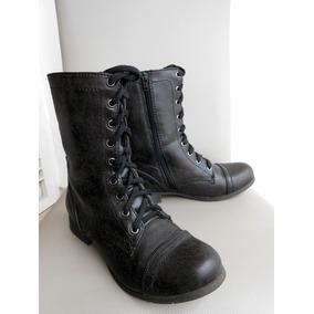 Mujer Zapatos Accesorios Estilo y Ropa Militar Para en Botas wfxt6gXqW6