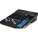 Mixer Yamaha Mg12 Mg 12 Nueva Con Efectos Alesis Artemusical