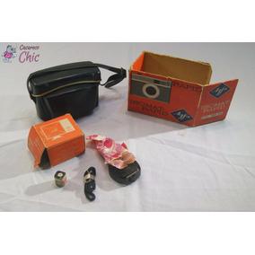 Maquina Fotográfica Alemã Agfa Isomatic Rapid Cchic