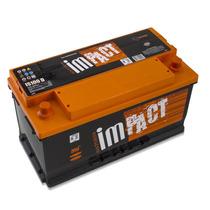 Bateria P/ Som Automotivo Is100 A/h Impact Positivo Esquerdo