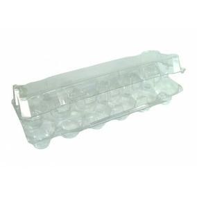 Embalagem Para 12 Ovos De Galinha Caixa C/100 Unidades