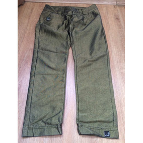 Calca Jeans Clara Da Ron Billabong Calcas - Calças Masculino no ... 224e7da26b2