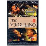 Dvd Trio Virgulino 26 Anos Na Estrada - Novo Lacrado Raro!!!