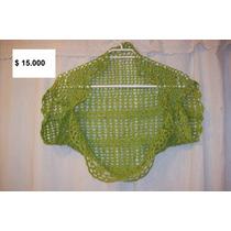 Tejidos A Crochet Y Palillo