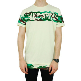 Playera Take Army